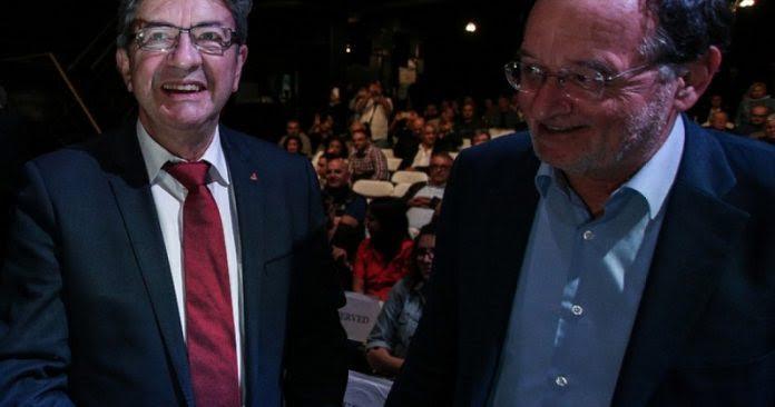 Λαφαζάνης – Mélenchon: Συνεύρεση όσων θέλουν εναλλακτικό πρόγραμμα για την Ευρώπη