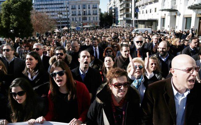 Αριστερά Ριζοσπαστικά ψηφοδέλτια στους Δικηγορικούς Συλλόγους Αθήνας και Θεσσαλονίκης