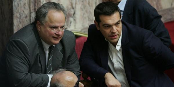 Σχόλιο της Παρέμβασης – Μια κριτική στο ευρωατλαντικό εξαρτημένο πολιτικό προσωπικό