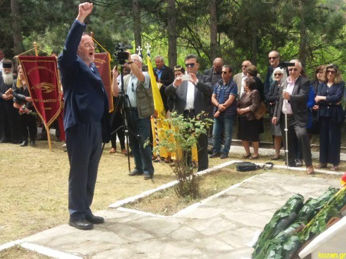Παν. Λαφαζάνης – Νίκος Σακούτης στους Πύργους του Δήμου Εορδαίας στο νομό Κοζάνης και στην Πτολεμαΐδα
