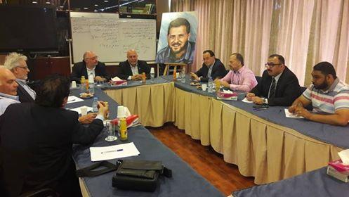 Συναντήσεις της ΛΑΕ και Διεθνούς Επιτροπής για την Ειρήνη στη Συρία στη Βηρυτό