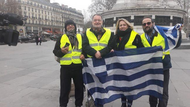 Δήλωση Παν. Λαφαζάνη από το Παρίσι και τη διαδήλωση των «κίτρινων γιλέκων».