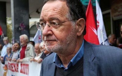 Παν. Λαφαζάνης: Το πιο κακόγουστο ανέκδοτο είναι η έκκληση Τσίπρα για προοδευτικό μέτωπο