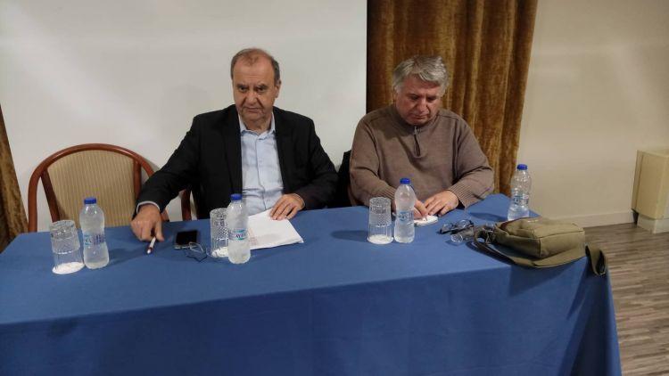 Στρατούλης στο Αγρίνιο: Κάλπικες οι προεκλογικές υποσχέσεις Τσίπρα – Μητσοτάκη για εμπόρους και επαγγελματίες