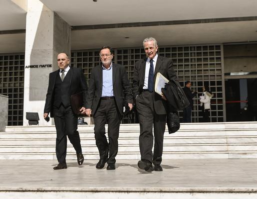 Συνάντηση Παν. Λαφαζάνη με την Εισαγγελέα του Αρείου Πάγου Ξένη Δημητρίου