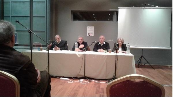 Εκδήλωση της «Αγωνιστικής Συνεργασίας Πελοποννήσου»με θέμα: «Μετατροπή της Κοινοπραξίας Club Hotel Loutraki Kazinoσε Ανώνυμη Εταιρία»
