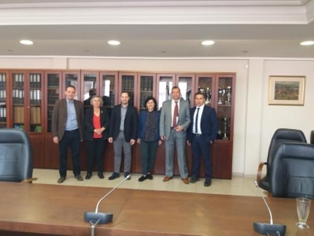 Συνάντηση της «Ανυπότακτης Δημοκρατικής Μακεδονίας» με τον Δικηγορικό Σύλλογο Θεσσαλονίκης