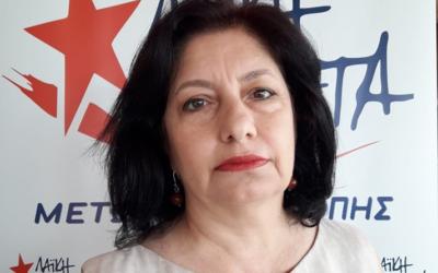 Λίτσα Αμανατίδου: Περιοδεία στην Πιερία τη Δευτέρα 20 Μαΐου