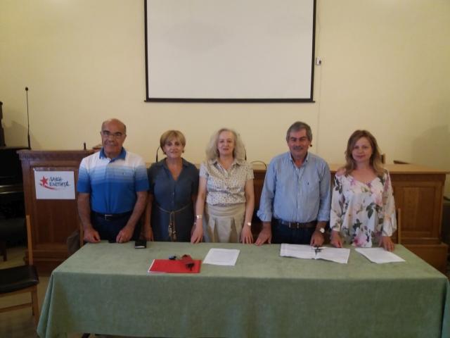 Παρουσίαση των υποψηφίων βουλευτών της Λαϊκής Ενότητας του νομού Αχαΐας