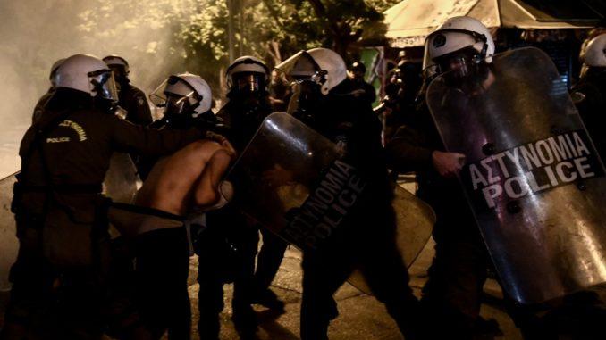Καταγγελία των πολιτικών οργανώσεων για το όργιο καταστολής των κρατικών κυβερνητικών δυνάμεων την 6η Δεκεμβρίου