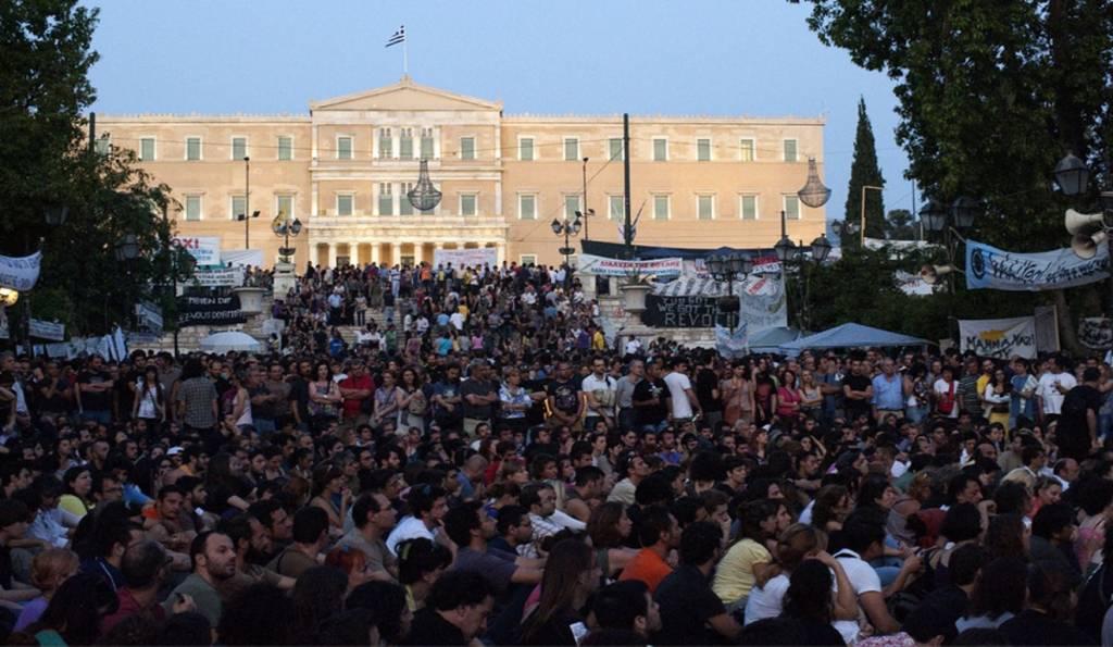 """Επιτροπή για την ελευθερία στην διαδήλωση: """"Να μην περάσει η απαγόρευση των συγκεντρώσεων και των διαδηλώσεων"""""""