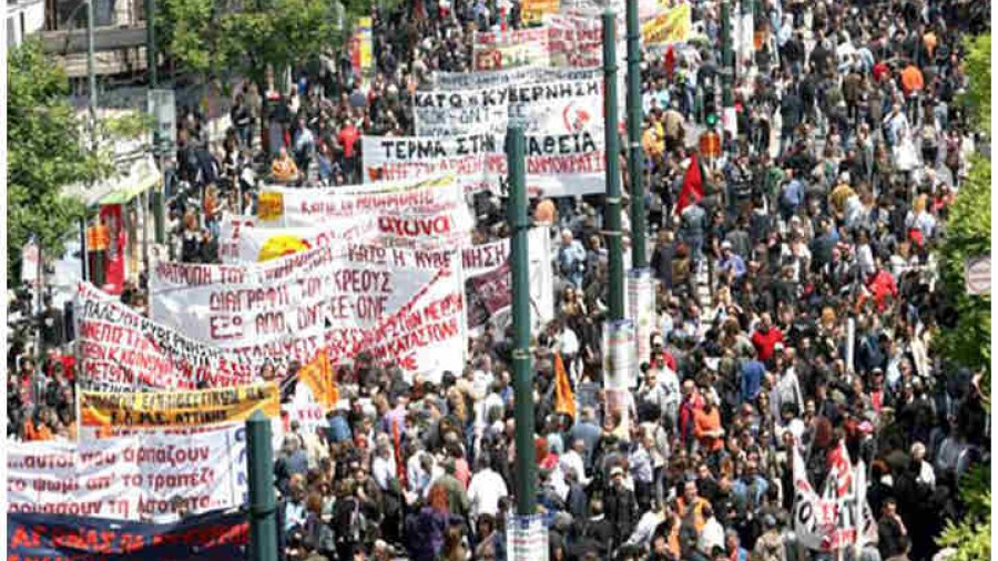Επιτροπή για την Ελευθερία στη Διαδήλωση: Η κυβέρνηση απαγορεύει τις διαδηλώσεις