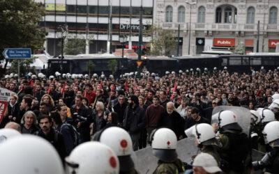 Επιτροπή για την ελευθερία στη διαδήλωση: Πάρτε το πίσω όπως είναι! Το νομοσχέδιο απαγόρευσης των διαδηλώσεων δεν παίρνει διορθώσεις