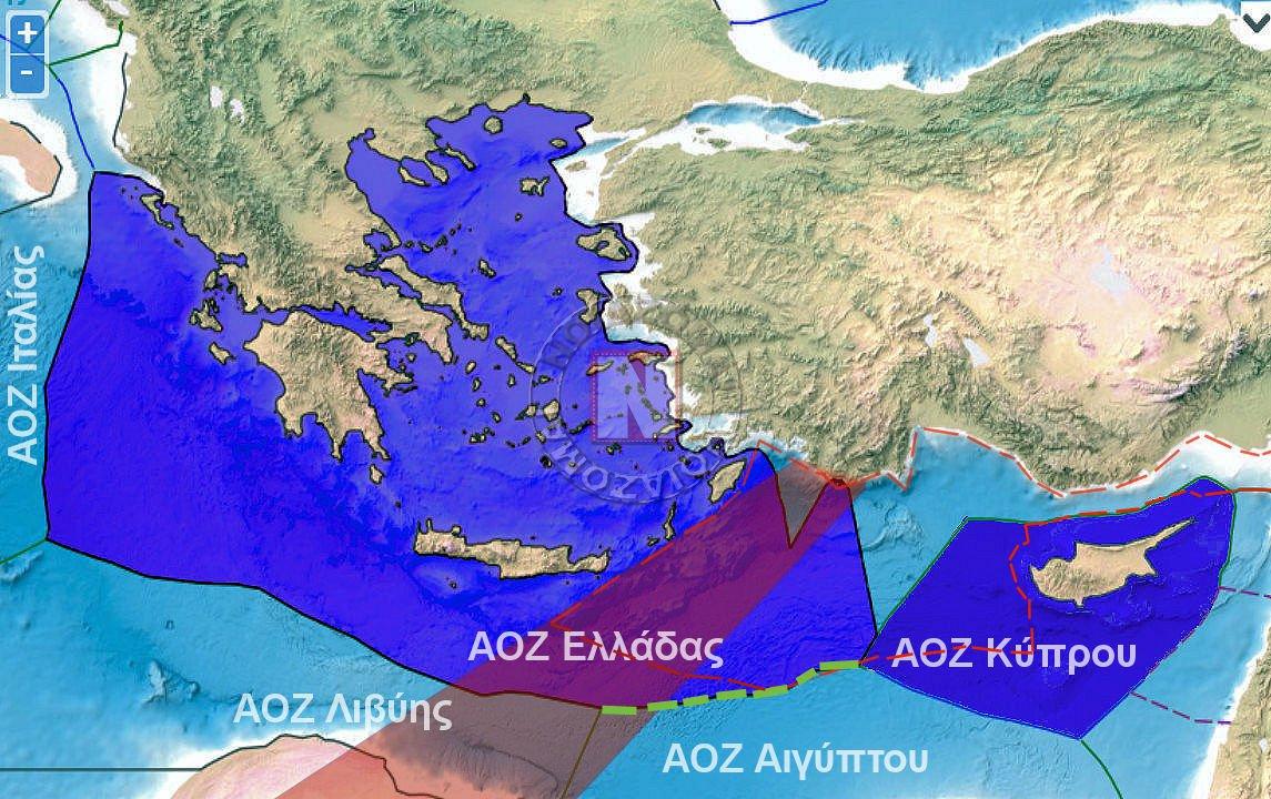 ΑΟΖ της Ελλάδας: Η διαχρονική αποτυχία της εξωτερικής πολιτικής της άρχουσας τάξης