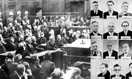 Κώστας Ήσυχος στο ΙΤΑΡ-ΤΑΣΣ : 75 χρόνια από την δίκη της Νυρεμβέργης