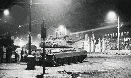 ΑΝΑΣΤΟΛΗ ΤΟΥ ΣΥΝΤΑΓΜΑΤΟΣ: 21/4/1967 – 17/11/1973 – 15/11/2020