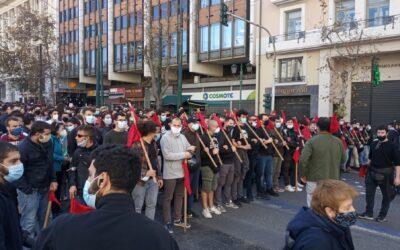 Η ΛΑΕ στηρίζει και καλεί σε μαζική συμμετοχή στο συλλαλητήριο των φοιτητών  σήμερα Πέμπτη 11/2/2021 5μμ στη Βουλή