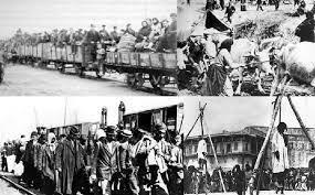 Ανακοίνωση του Αριστερού Ρεύματος για τα 102 Χρόνια από τον σφαγιασμό 353000 Ελλήνων του Πόντου