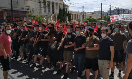 Η ΛΑΕ στηρίζει την διαδήλωση κατά του αντεργατικού νομοσχεδίου την Τρίτη 18.5.2021 στα Προπύλαια
