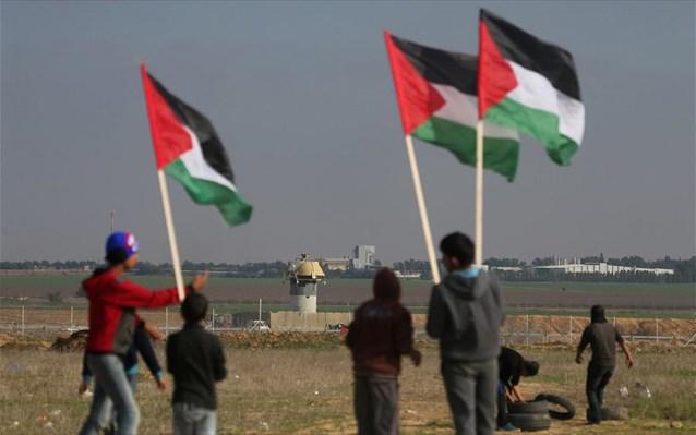 Όλες και Όλοι στη συγκέντρωση αλληλεγγύης στον Παλαιστινιακό λαό το Σάββατο 22-5-2021 5μμ