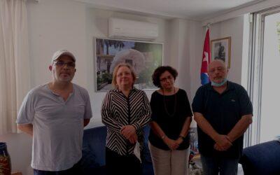 Στο πλευρό της Κούβας κάθε προοδευτικός άνθρωπος