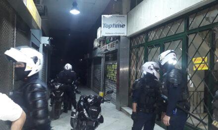 Εισβολή της Αστυνομίας  στα γραφεία της ΛΑΙΚΗΣ ΕΝΟΤΗΤΑΣ, τραμπουκισμοί και βία κατά φοιτητών. Αυτό είναι το δόγμα του νέου Υπουργού Προστασίας του Πολίτη;