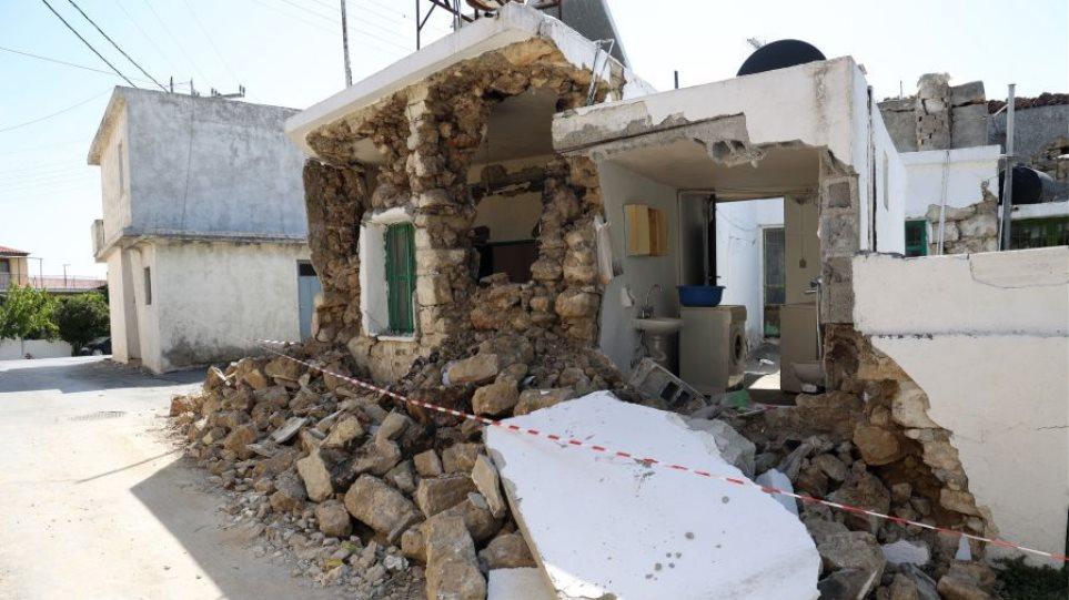 Σεισμός Ηράκλειο : Απαιτείται η άμεση λήψη μέτρων για αποκατάσταση και αντισεισμική προστασία