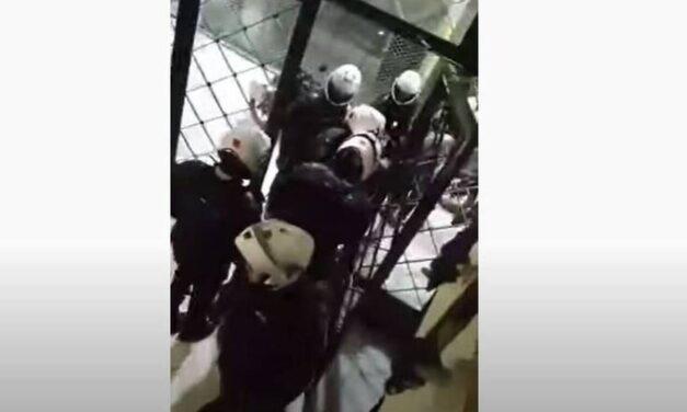 Καταγγελία για την εισβολή της Αστυνομίας στα γραφεία της Λαϊκής Ενότητας