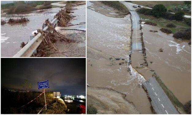 Οι καταστροφές από τις πλημμύρες δεν οφείλονται στα φυσικά φαινόμενα