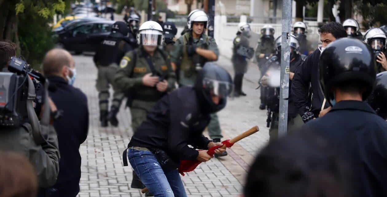 Οι επιθέσεις των φασιστών και η προκλητική ανοχή-στήριξη της κυβέρνησης συνεχίζονται.
