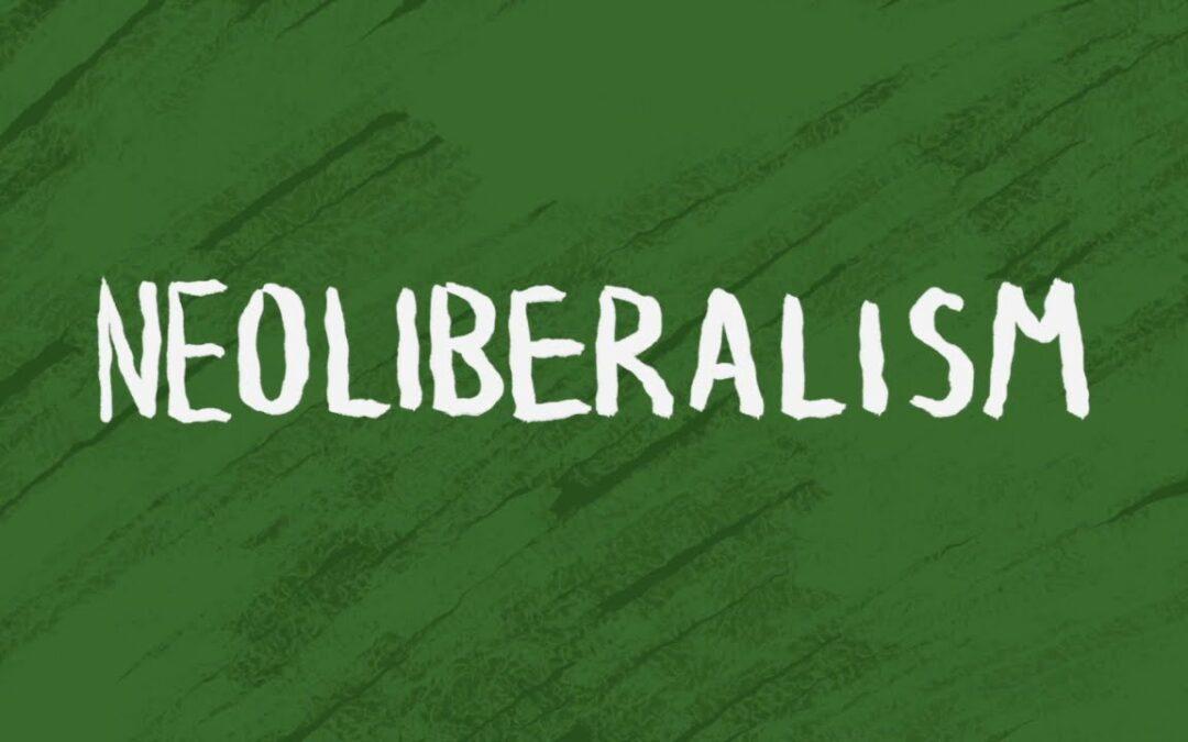 Τσόμσκι, Πόλιν και Λαπαβίτσας: Είμαστε μάρτυρες του τέλους του νεοφιλελευθερισμού;